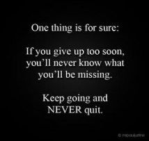 Fitness motivacin quotes dont give up keep going 16 ideas #quotes #fitness