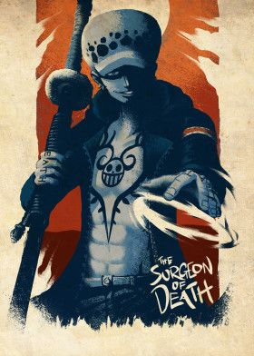 'The Surgeon of Death' Poster Print by Retina Creative | Displate