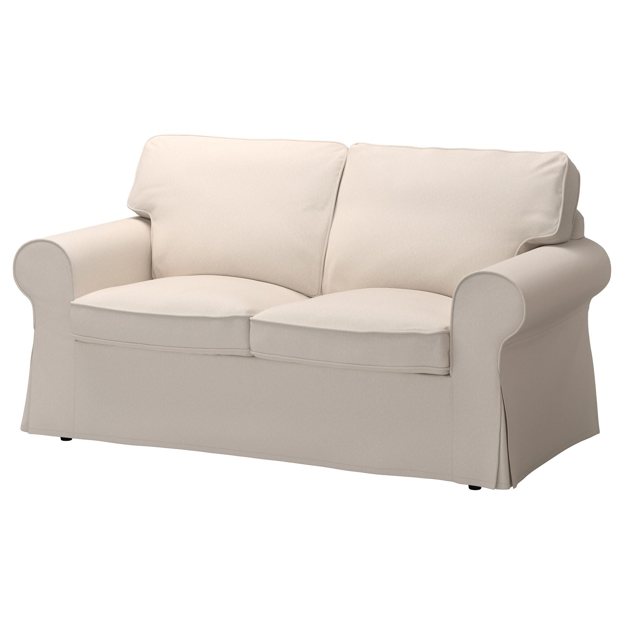 Ektorp Loveseat Lofallet Beige Ikea Love Seat Ikea Sofa Loveseat Covers
