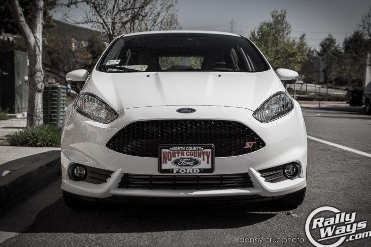 Ford Fiesta St Review Pocket Rocket Post Drive With Images