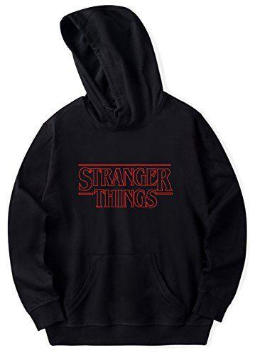 Sudadera de Hombre Stranger Things Serie Retro TV 80
