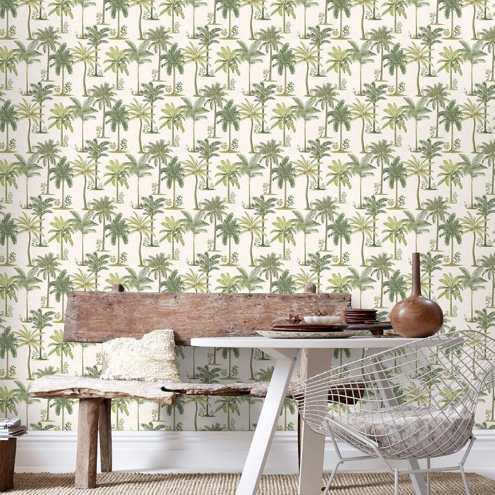 Fresco Palm Beach Palm wallpaper, Palm trees wallpaper