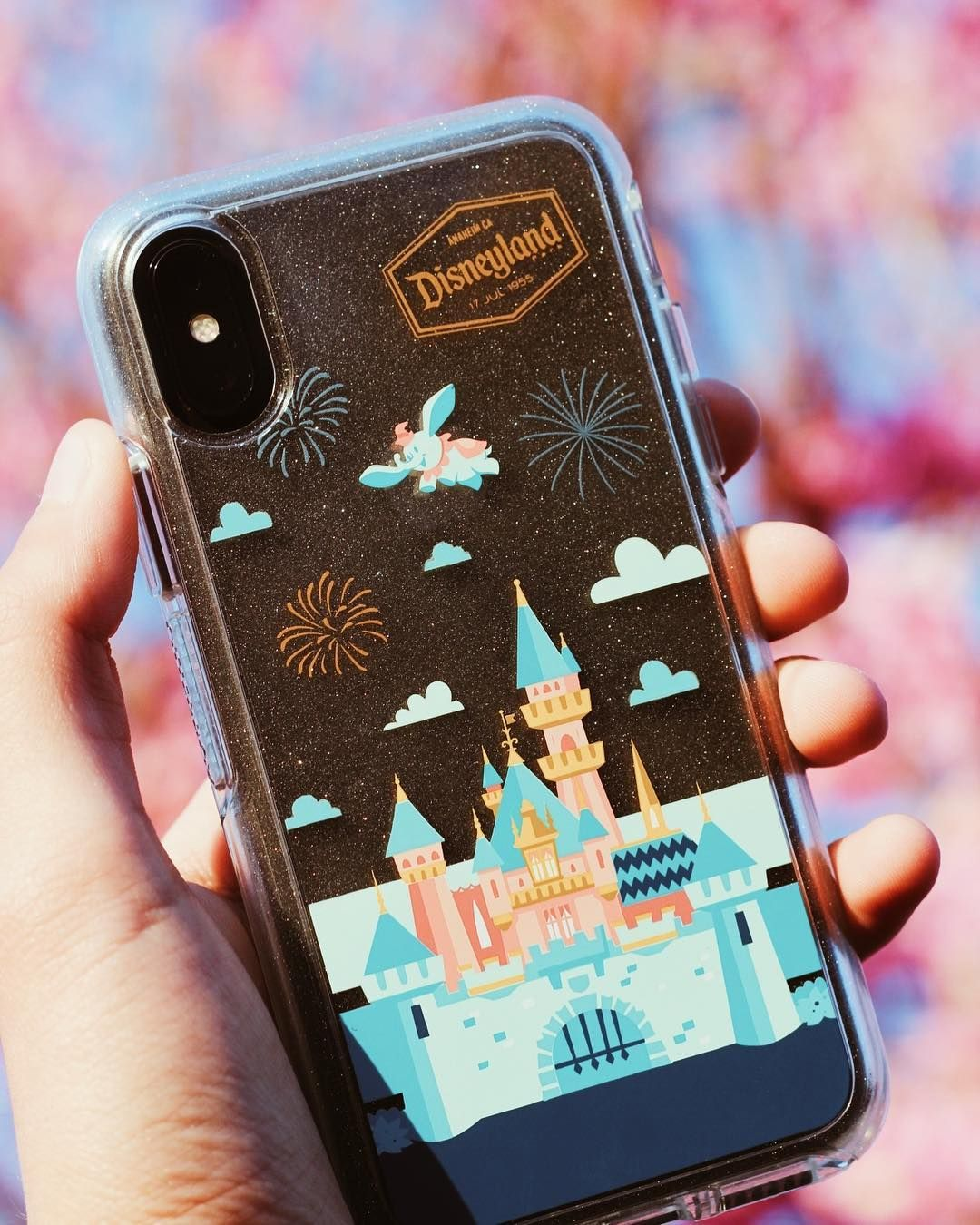 new arrival eb8e8 35667 Disney + OtterBox Parks Exclusive Castle Case | Phone Cases in 2019 ...