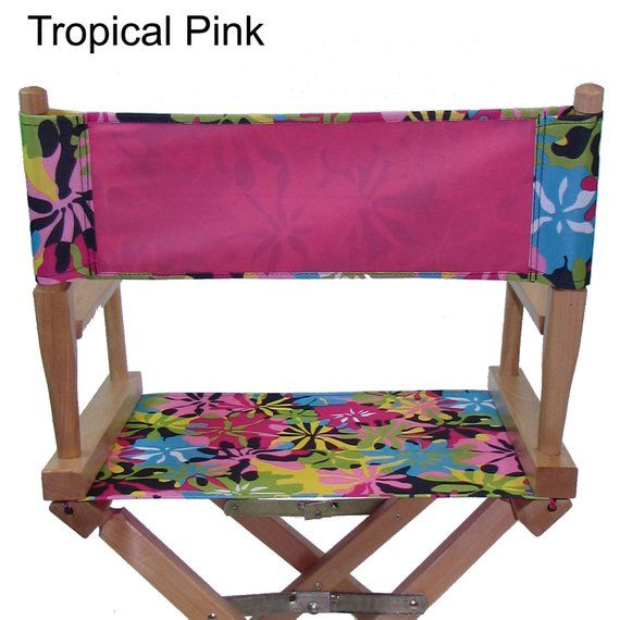 Everywhere Chair Waterproof Print Canvas Replacement Cover Set For Directors Chair Round Stick Can Chair Canvas Prints Canvas