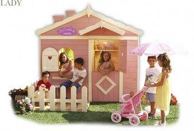 decoracin de la casa diseo de casas de juegos para nios al aire libre