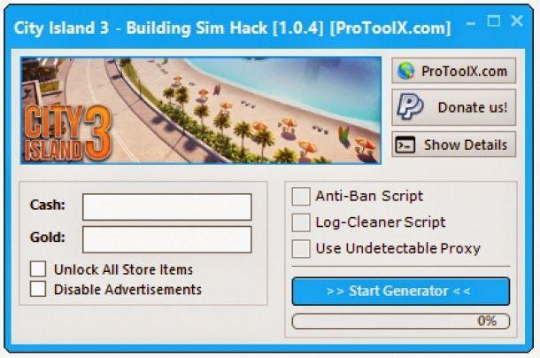 Hack And Keygen City Island 3 Hack Desain