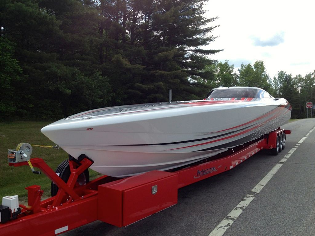 Outerlimits Powerboats: SV 52   Go Fast Boats   Speed boats
