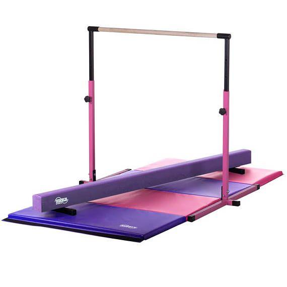 Epingle Sur Gymnastique