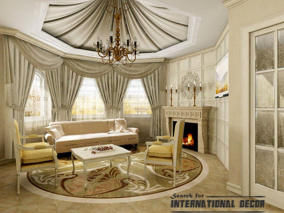 Classic Interior Design magnificent classic interior design | fashion leaves, style