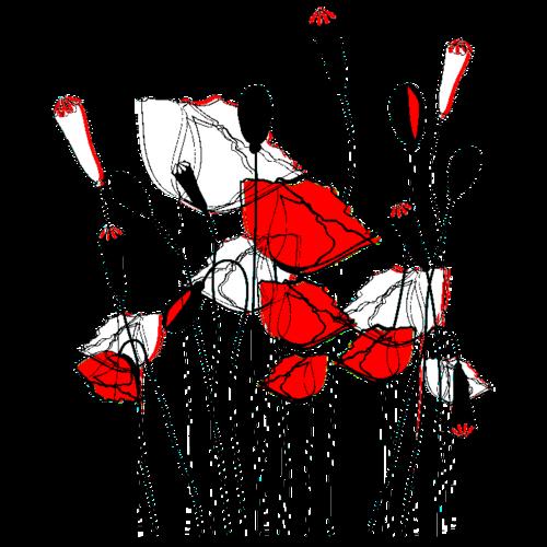 flower tubes