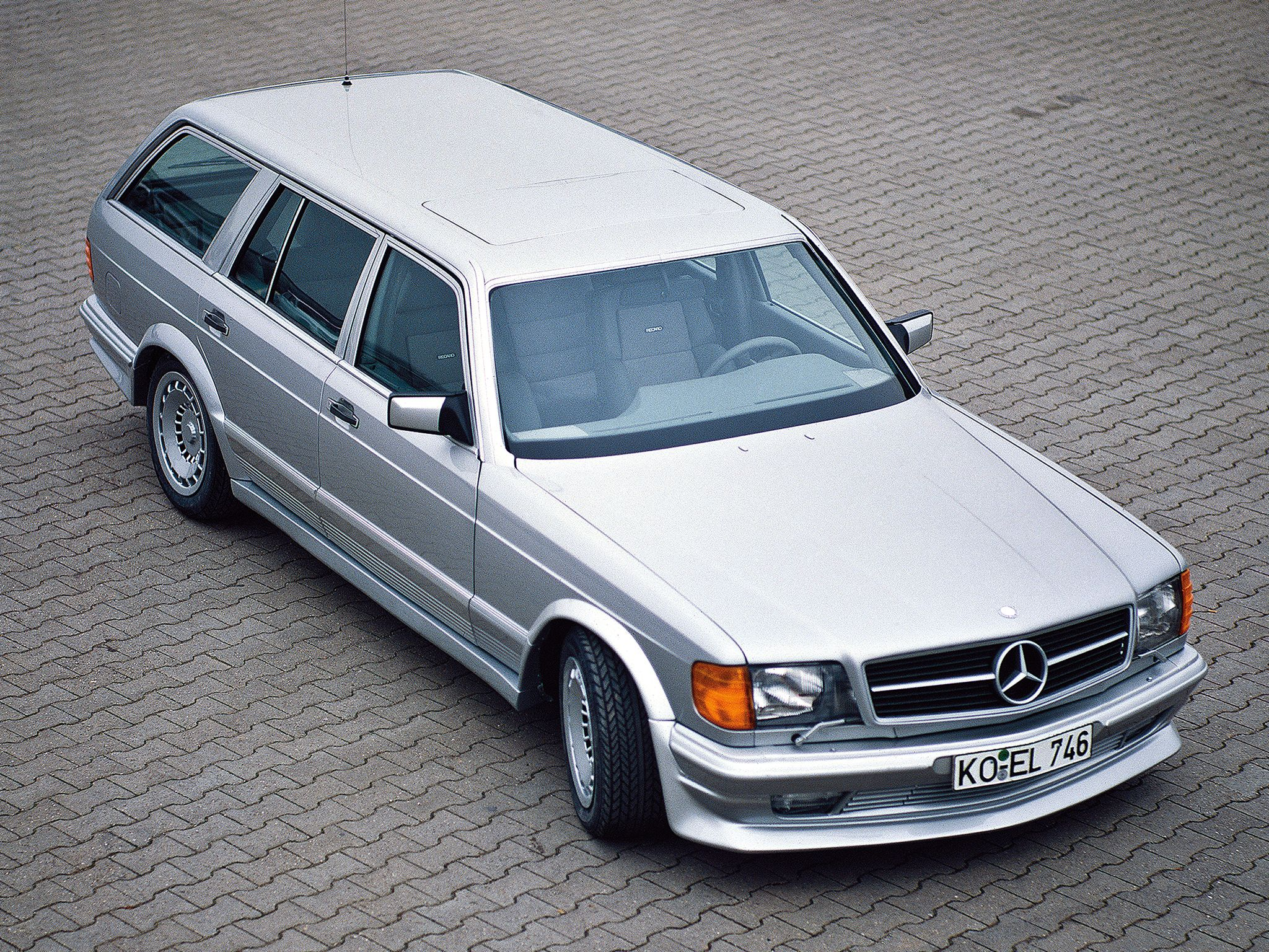 Image gallery mercedes 500 estate for Mercedes benz e500 station wagon
