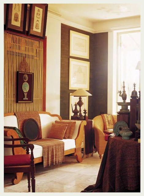 Indonesian inspiration design by Jaya Ibrahim | interior book ...