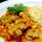 Tastycookery: Harvested Chicken Stew