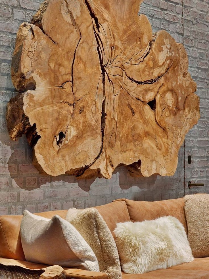 Contemporary Organic Wooden Wall Sculpture In Neutrally Styled Hotel Lobby Large Wall Art Wooden Wall Art Wall Art Living Room Hotel Lobby Design