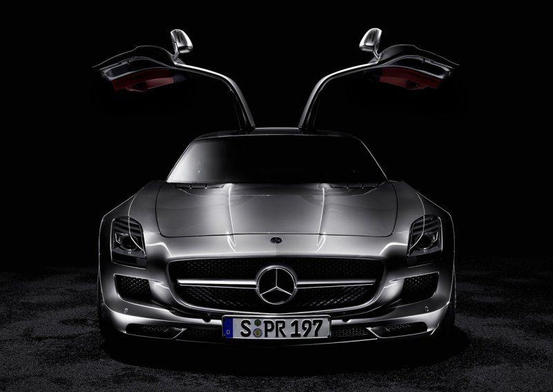 le coup de jeune réussi par Mercedes