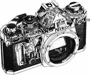 Nikon FE Inside And Out