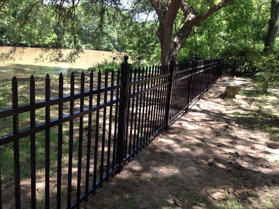 Black Aluminum Fencing Aluminum Fences Aluminum Fence