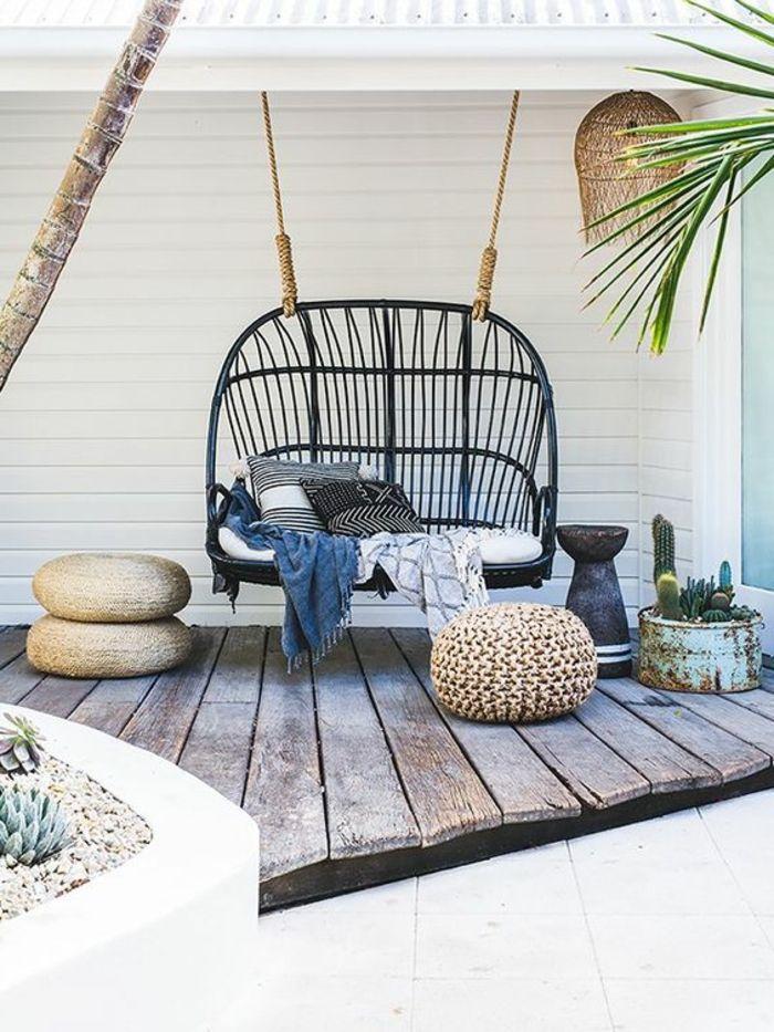 schone balkon und terrasse gestaltung akzente wohndesign