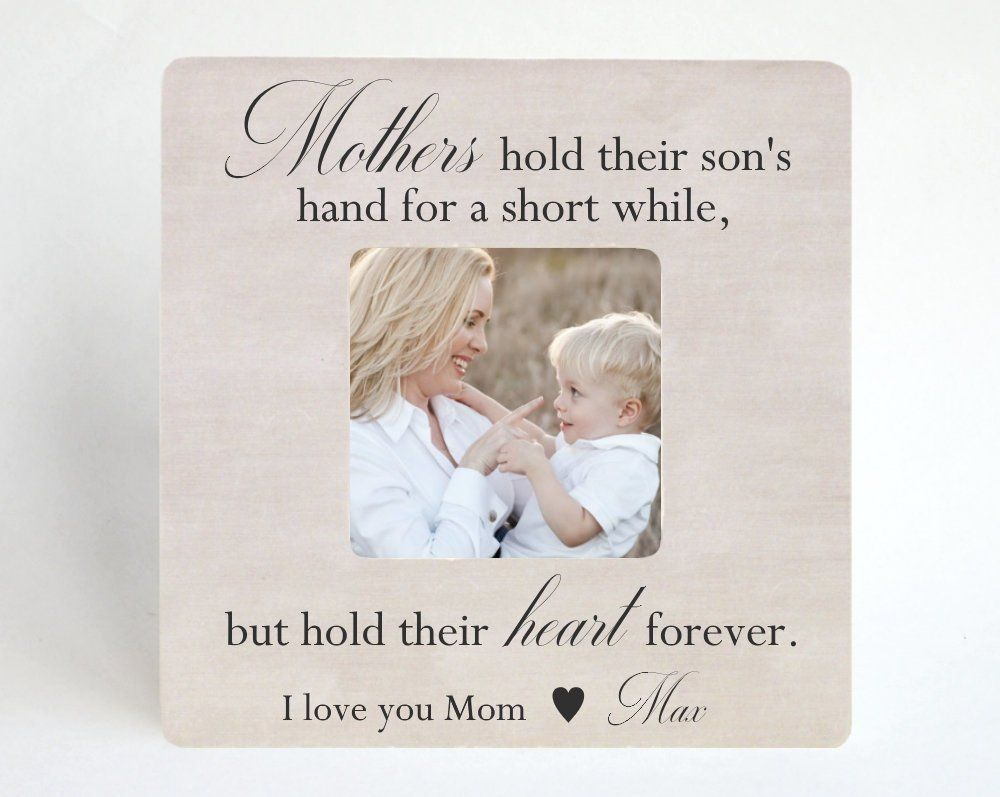 Mother S Day Gift Mom Frame Gift Mother Son Frame Gift Etsy Baby Boy Gifts Personalized Baby Boy Gifts New Baby Products