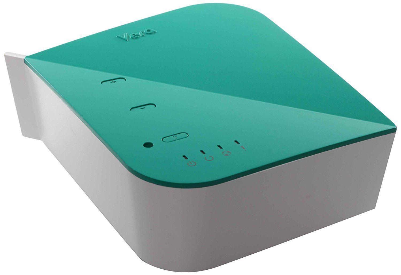 Vera Control Veralite Us Smart Home Controller Hub Home Automation Smart Home Smart Home Appliances