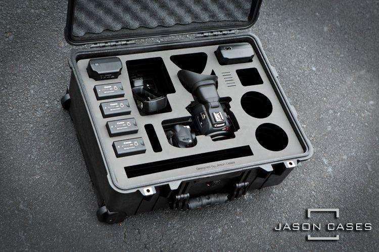 C100 Mark Ii Case Case Travel Case Pelican Case