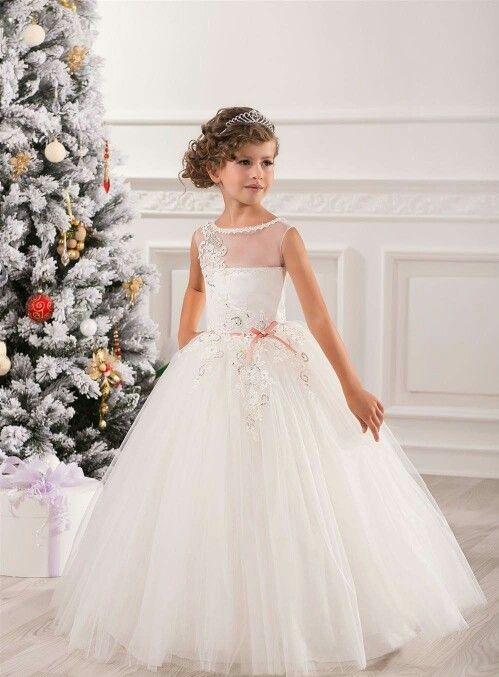 vestidoniña #elegante #niñas #hermoso #glamour | vestidos niña ...