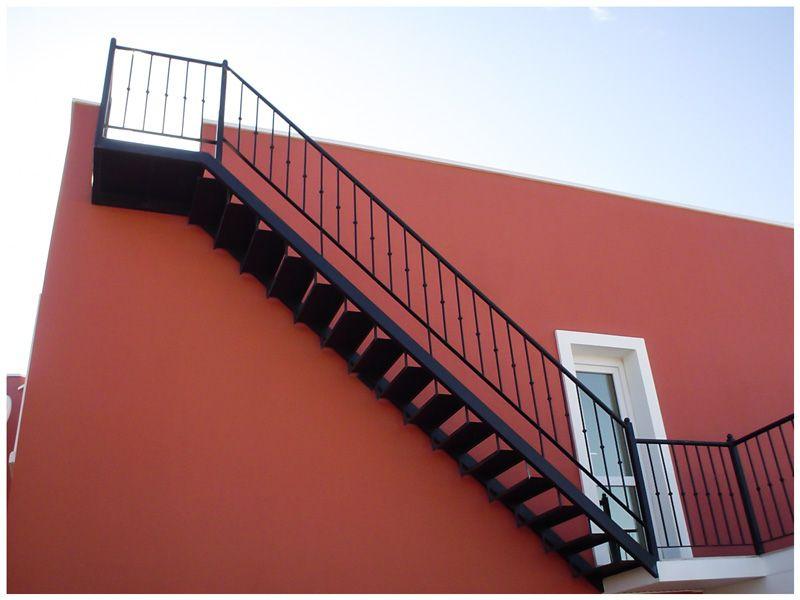 Especialista en Escaleras Metálicas. Las estructuras metálicas de ...