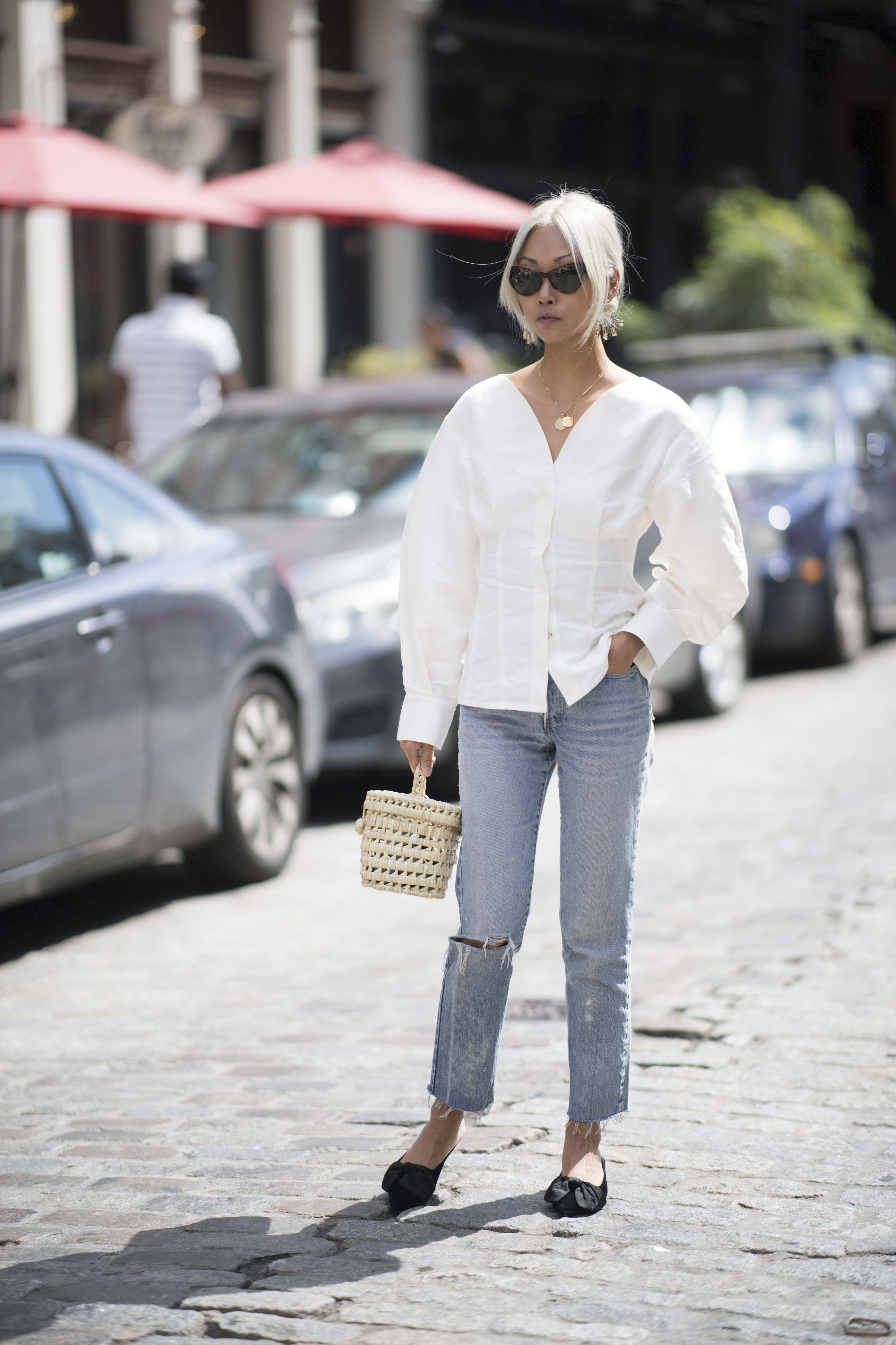 Fall Fashion: 30 Cool Ways to Wear Baby Blue this Fall Fall Fashion: 30 Cool Ways to Wear Baby Blue this Fall new picture