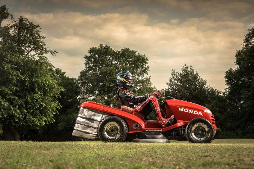 Honda Hf2620 Mean Lawn Mower Can Reach Over 200km H Lawn Mower Honda Lawn Mower Tractor