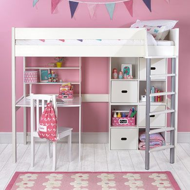 Merlin High Sleeper Bed Projects To Try Pinterest