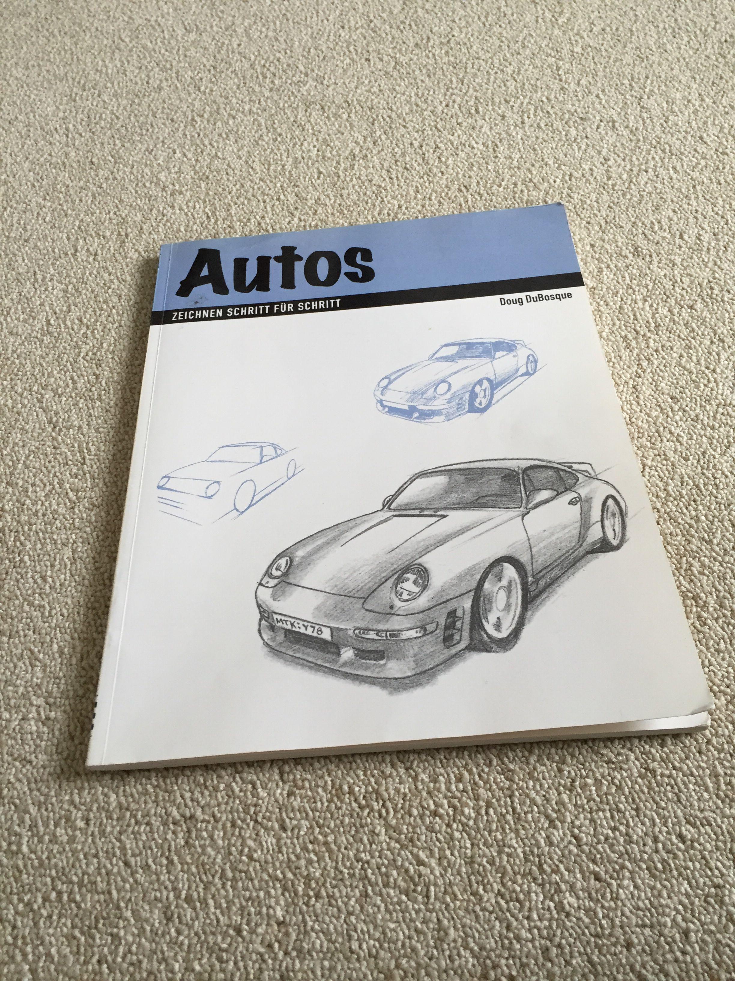 Man kann in diesem Heft gut lernen wie man Autos aus verschiedenen ...