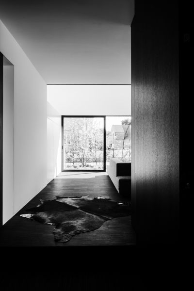 Single family house Zomergem - Projects - pascal francois - architects