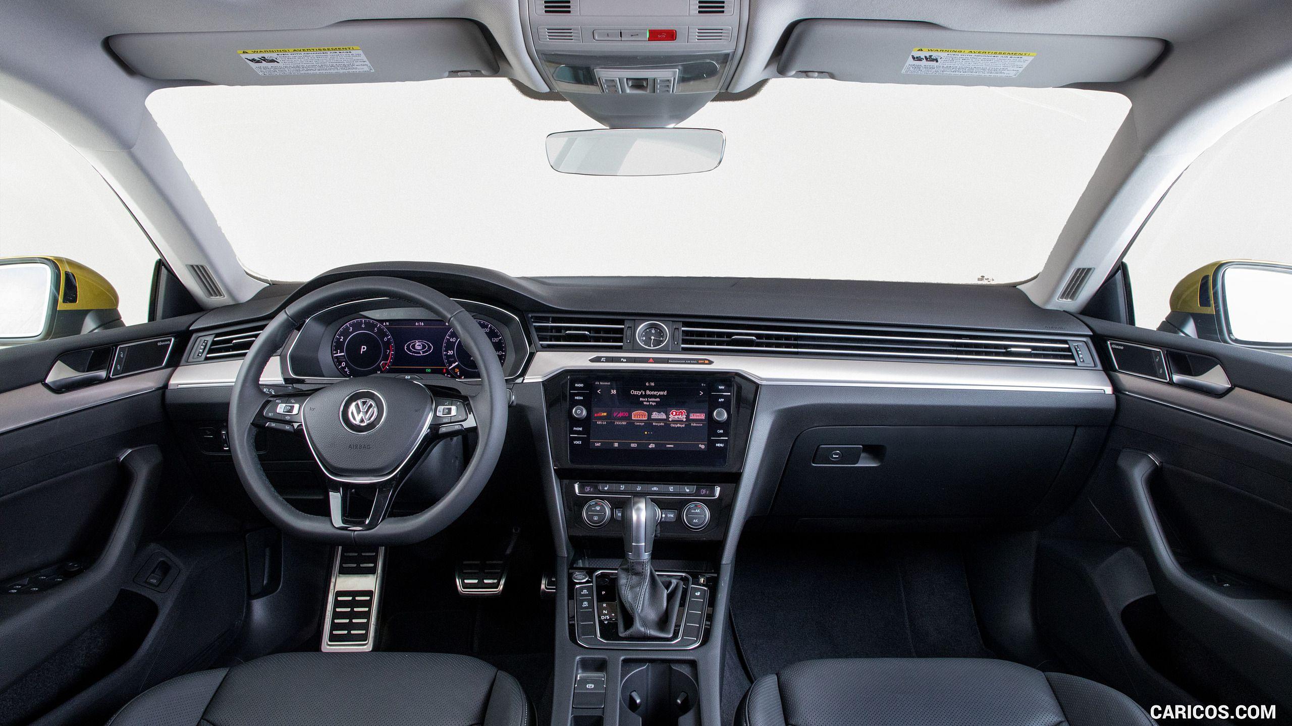 2019 Volkswagen Arteon Us Spec Interior Cockpit Hd Volkswagen Cockpit Vw Cars