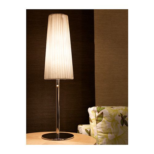 Bedroom Lamps Ikea: IKEA 365+ LUNTA Table Lamp IKEA As The Light Can Be Dimmed