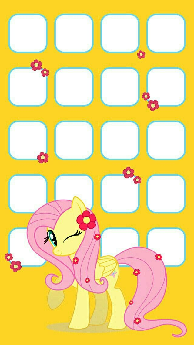 Pin By Julia Weber On Fluttershy Mlp Fluttershy Wallpaper Cute Notebooks