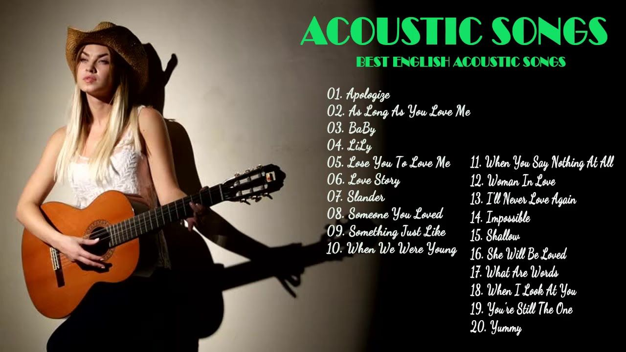 Pin By Music Collection On January In 2021 Acoustic Song Songs Never Love Again