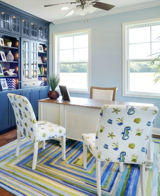 Blue Green and White Sea Life Fabric Upholstered Side Chairs ... on gold house design, palace house design, man house design, beach house design, pretty house design, home house design, harbor house design, cave house design, sports house design, salt house design, food house design, fishing house design, tys house design, jungle house design, sunshine house design, mountain range house design, space house design, biosphere house design, hotel house design, ground house design,