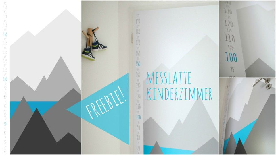 Attractive Geniale Idee: Eine #Messlatte Für Die Tür Im Minimalistischen  #Mountain Design