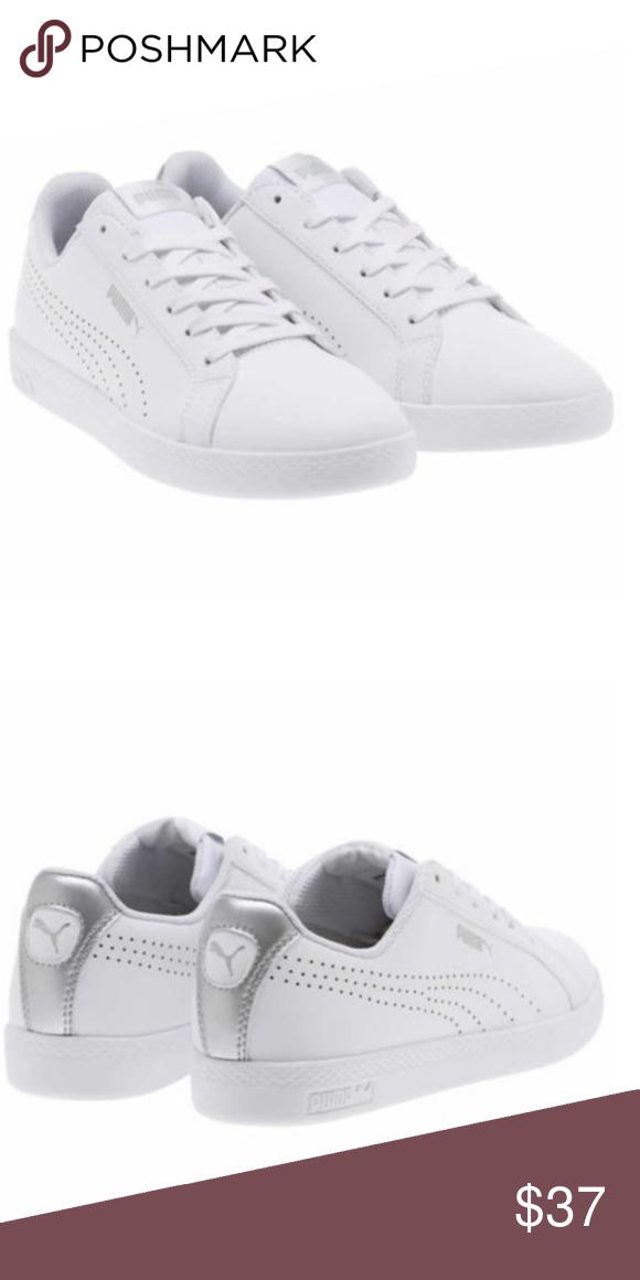 Puma Ladies' Leather Shoe Smash Perf