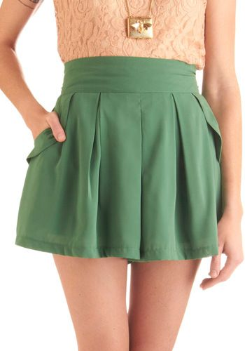 These are shorts, so cute!
