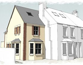 New extension approved following epic appeal process, Marston, Oxford