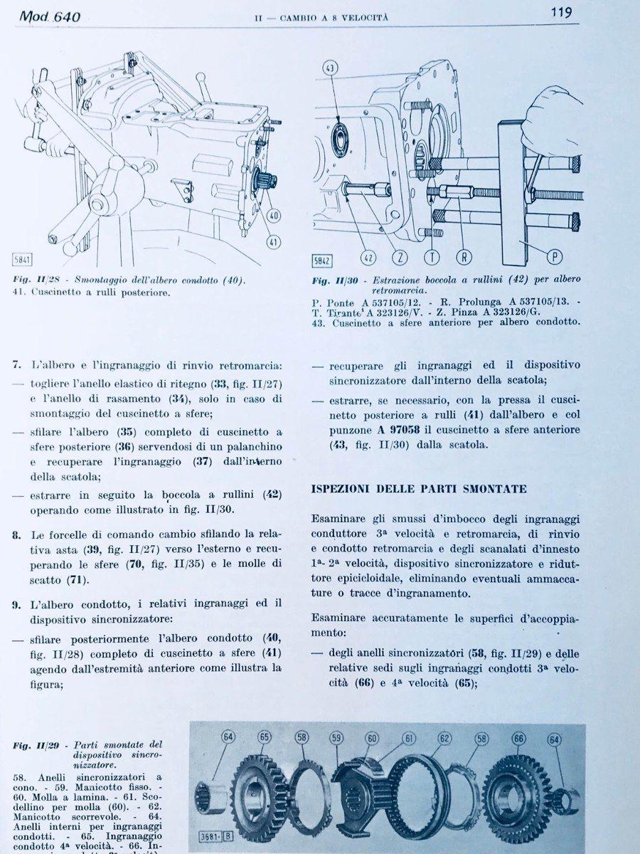 Resultado De Imagen Para Manual De Taller Tractor Fiat 640 Tractor Taller
