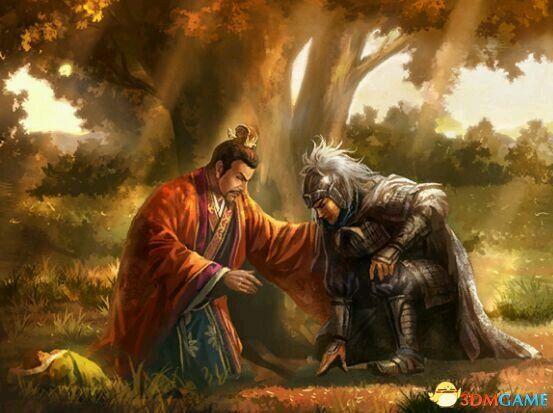 Liu Bei and Zhao Yun at Changban   Dynasty warriors ...