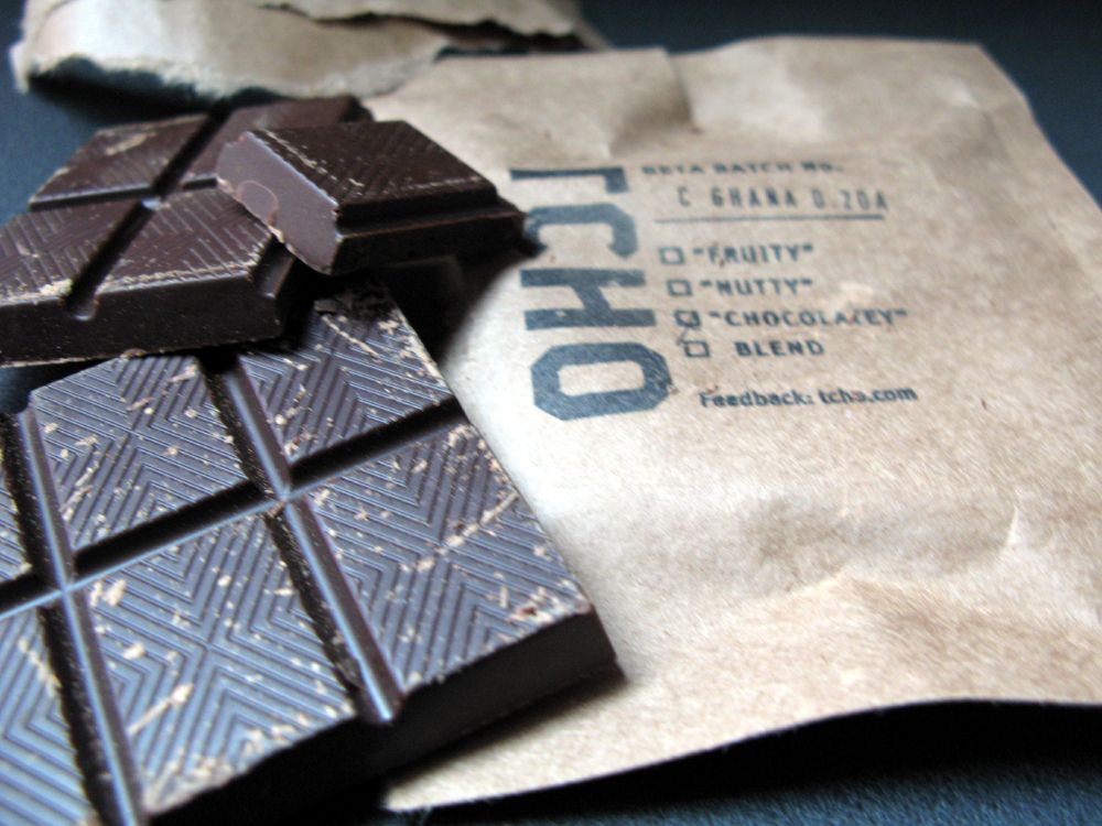 Changing the world with chocolate THNK
