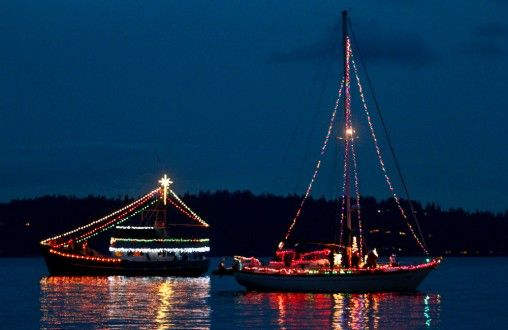 west seattle christmas ships