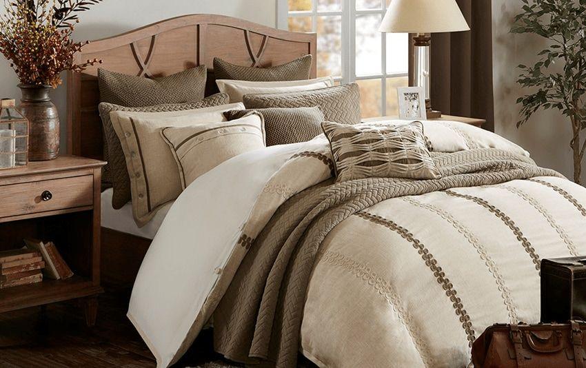 Marie 9 Piece King Comforter Set Comforter Sets Beautiful Bedding Sets King Comforter Sets