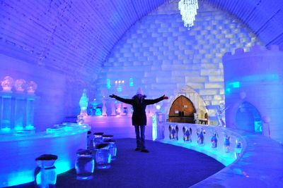 3 Day Quebec City Ice Hotel Winter Tour From Toronto Short Trips