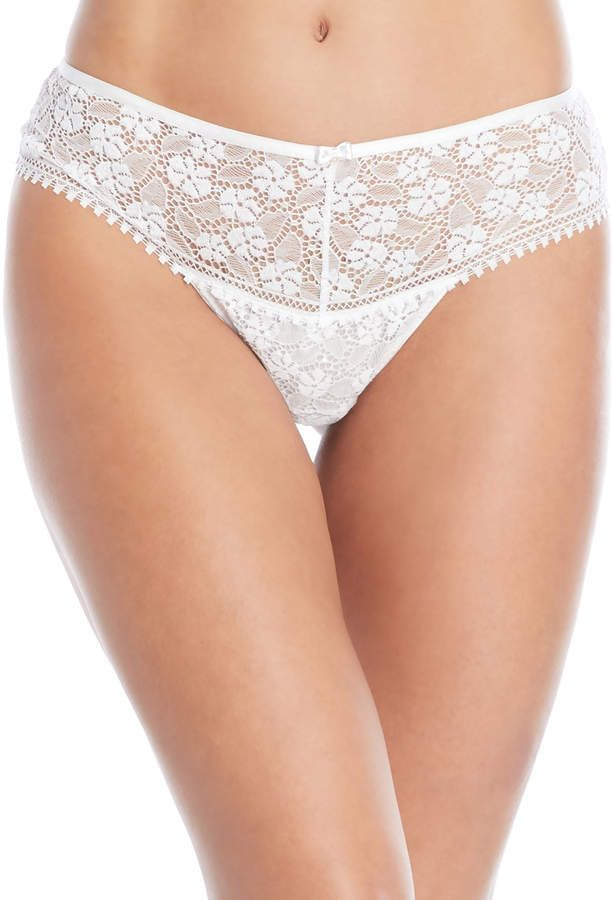 2f75e5bbe07d Chantelle Batignolles Thong   Products in 2019   Lingerie, Lace body ...