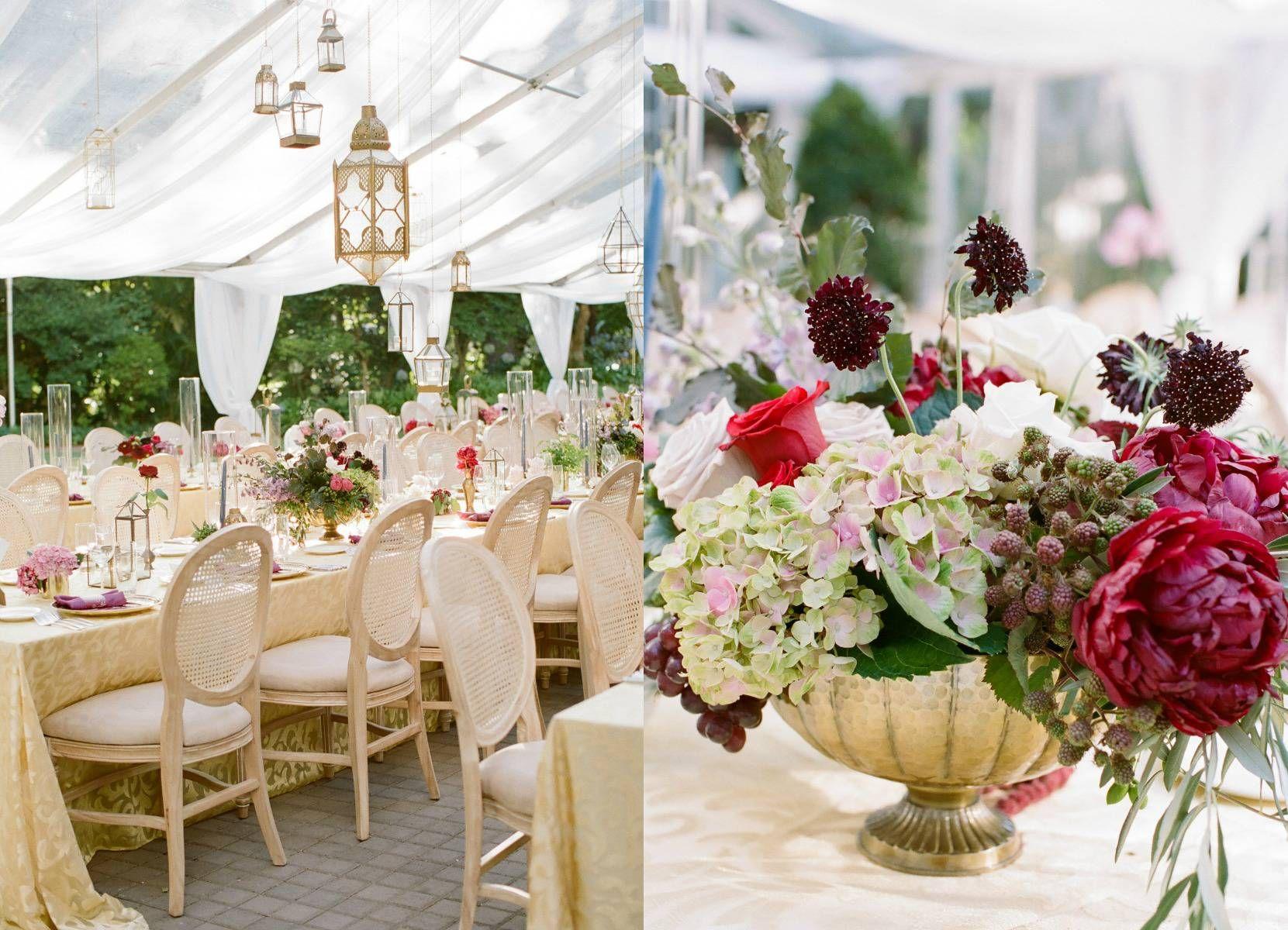 Wedded Wonderland Wedding, Our wedding, Table decorations
