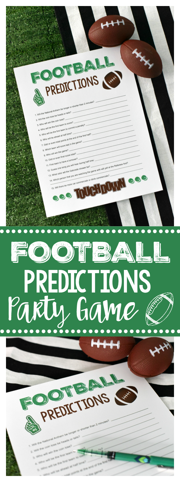 home football betting games